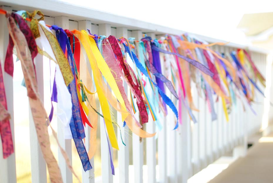 prayer ribbons kelly warren